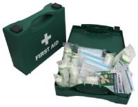 First Aid Kit (1-10 Persons) HSE Approved